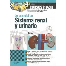 Cursos crash. Lo esencial en Sistema renal y urinario
