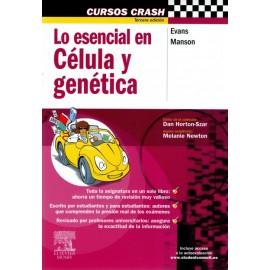 Curso Crash. Lo esencial en célula y genética