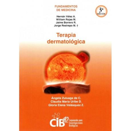 Fundamentos de medicina: Terapia Dermatológica - Envío Gratuito