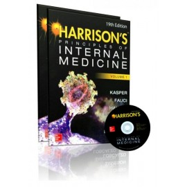 Harrison. Principles of Internal Medicine 2 Volumes - Envío Gratuito