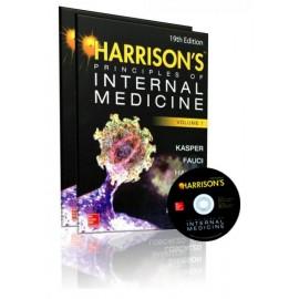 Harrison. Principles of Internal Medicine 2 Volumes