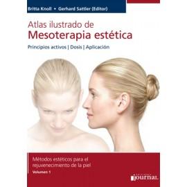 Atlas Ilustrado de Mesoterapia Estética Journal