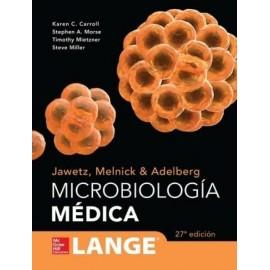 LANGE. Microbiología medica Jawetz, Melnick y Adelberg - Envío Gratuito
