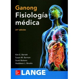 Ganong. Fisiología médica LANGE - Envío Gratuito