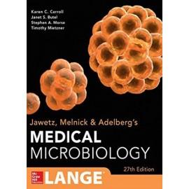LANGE. Medical Microbiology. Jawetz Melnick & Adelbergs