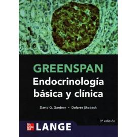 Greenspan. Endocrinología básica y clínica LANGE