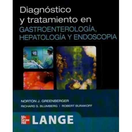 Lange. Diagnostico y tratamiento en gastroenterología, hepatología y endoscopia - Envío Gratuito