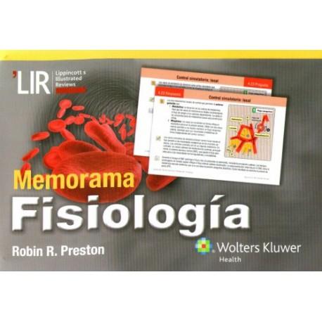 LIR. Memorama: Fisiología - Envío Gratuito