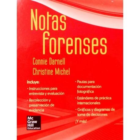 Notas forenses - Envío Gratuito