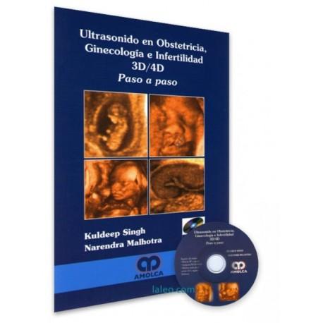Ultrasonido en Obstetricia, Ginecología e Infertilidad 3D/4D. Paso a Paso + CD - Envío Gratuito
