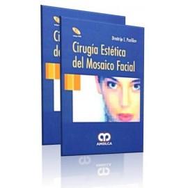 Cirugía Estética del Mosaico Facial 2 Volúmenes Amolca