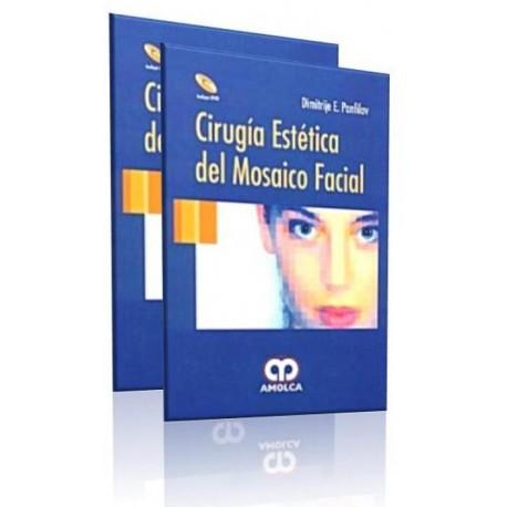 Cirugía Estética del Mosaico Facial 2 Volúmenes Amolca - Envío Gratuito