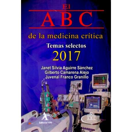 El ABC de la medicina crítica. Temas selectos 2017 Alfil - Envío Gratuito