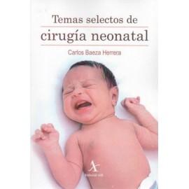 Temas selectos de cirugía neonatal