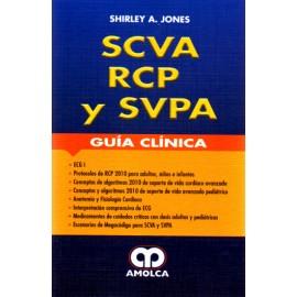 Guía Clínica. SCVA, RCP y SVPA