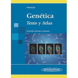 Genética. Texto y Atlas