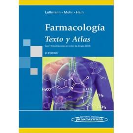 Farmacología. Texto y Atlas