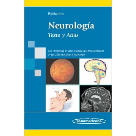 Neurología texto y atlas - Envío Gratuito