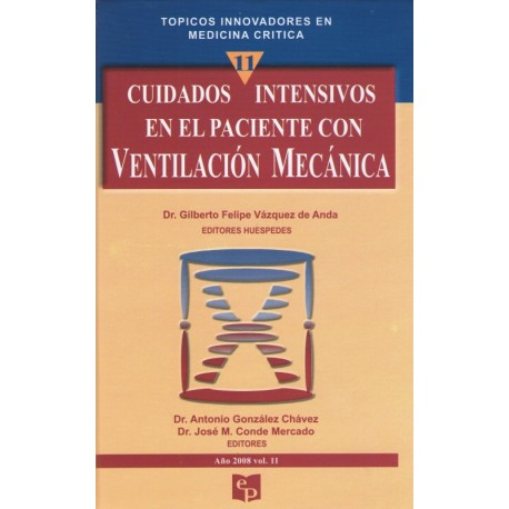 TIMC 11: Cuidados intensivos en el paciente con ventilación mecánica - Envío Gratuito