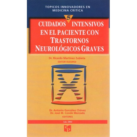 TIMC 5: Cuidados Intensivos en el Paciente con Trastornos Neurológicos Graves - Envío Gratuito