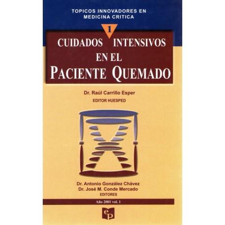 TIMC 1: Cuidados intensivos en el paciente quemado - Envío Gratuito