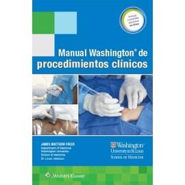 Manual Washington de procedimientos clínicos