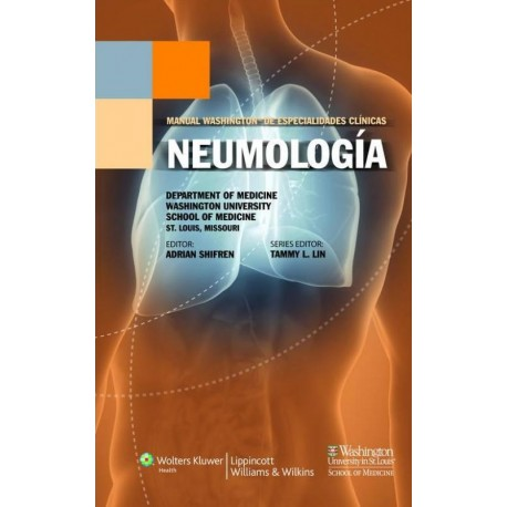 Manual Washington de especialidades clínicas. Neumología - Envío Gratuito