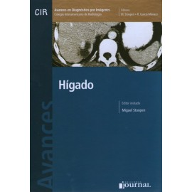 Avances en Diagnóstico por Imágenes 1: Hígado - Envío Gratuito
