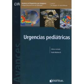 Avances en diagnostico por imágenes: Urgencias pediátrica - Envío Gratuito