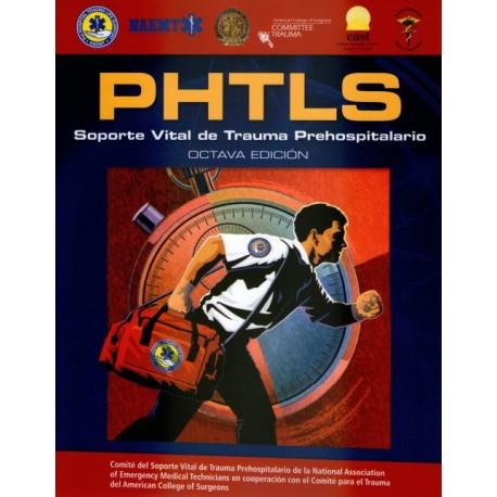 PHTLS Soporte vital básico y avanzado en el trauma prehospitalario - Envío Gratuito