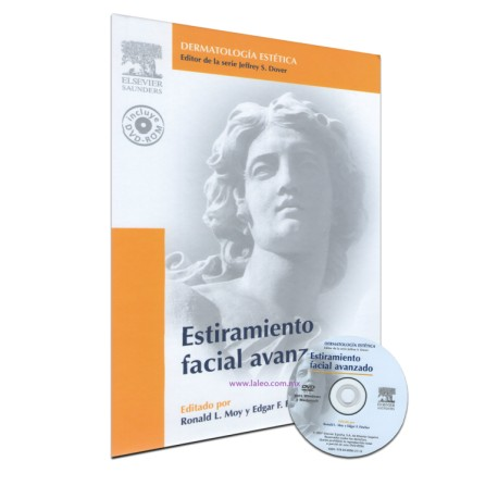 Estiramiento facial avanzado + DVD-Rom Serie dermatología - Envío Gratuito