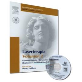 Laserterapia + DVD-Rom Serie dermatología estética Vol. 2