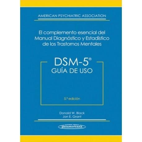 DSM-5. Guía de Uso: El Complemento Esencial del Manual Diagnóstico y Estadístico de los Trastornos Mentales - Envío Gratuito
