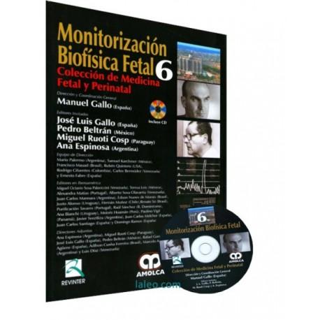 Monitorización biofísica fetal: Colección de medicina fetal y perinatal - Envío Gratuito