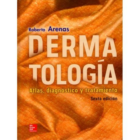 Dermatología. Atlas, diagnóstico y tratamiento - Envío Gratuito