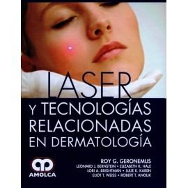 Láser y Tecnologías Relacionadas en Dermatología - Envío Gratuito