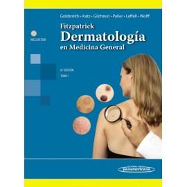 Fitzpatrick. Dermatología en Medicina General Tomo I
