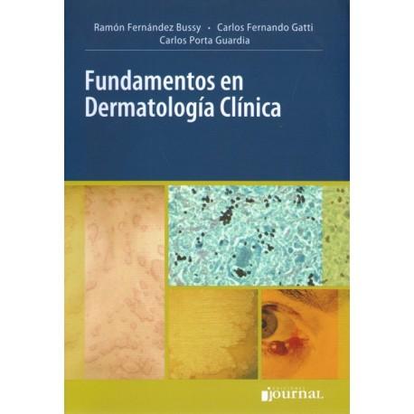 Fundamentos en dermatologia clinica - Envío Gratuito