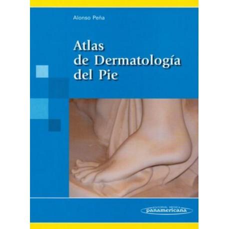 Atlas de dermatología del pie - Envío Gratuito