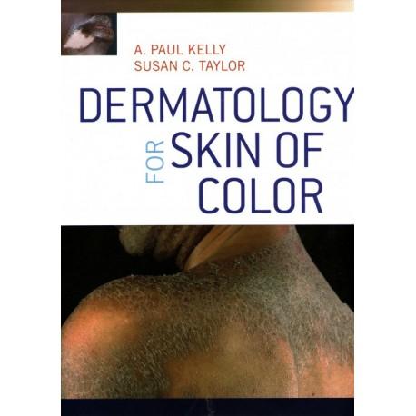 Dermatology for Skin of Color - Envío Gratuito