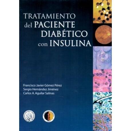 Tratamiento del paciente diabético con insulina - Envío Gratuito