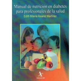 Manual de nutrición en diabetes para profesionales de la salud