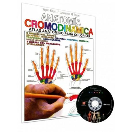 Anatomía Cromodinámica - Envío Gratuito