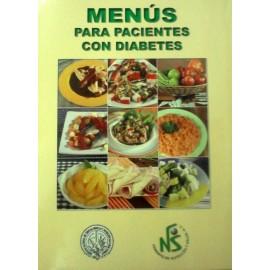 Menús para pacientes con diabetes