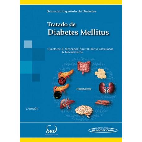 SED. Tratado de Diabetes Mellitus - Envío Gratuito