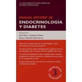 Manual Oxford de Endocrinología y Diabetes