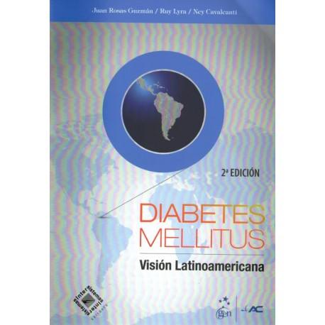 Diabetes Mellitus. Visión Latinoamericana - Envío Gratuito