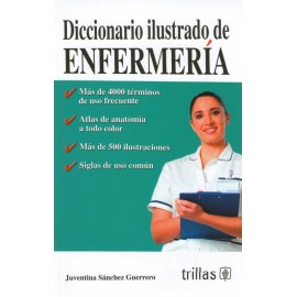 Diccionario ilustrado de enfermería - Envío Gratuito